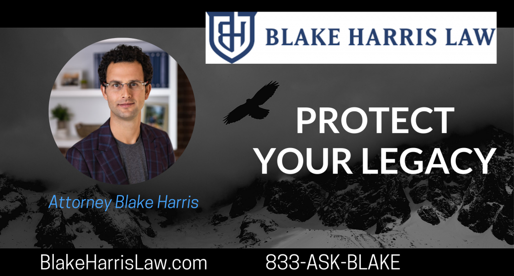 Blake Harris Law-Referrals For Seniors-Estate Planning-Asset Protection-Business Law-Cryptocurrency-Haystack Help Radio Show-Host Scott Whatley