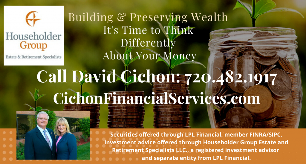 Cichon Financial-David Cichon-Householder Group-Referrals for Seniors-Haystack Help radio Show-Host Scott Whatley-Retirement Planning